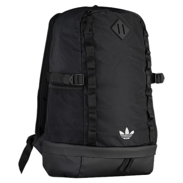 アディダス ユニセックス バッグ バックパック・リュック【Create II Backpack】Black/Grey