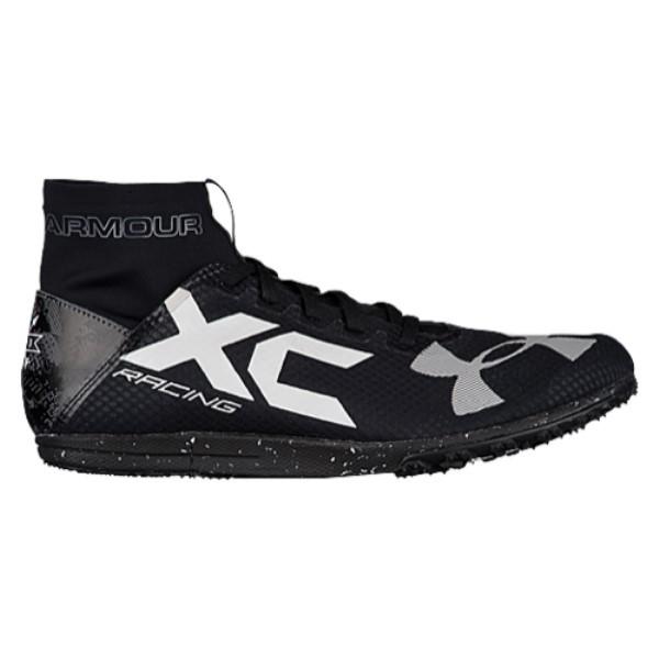 アンダーアーマー メンズ 陸上 シューズ・靴【Bandit XC Spikeless】Black/Graphite/White