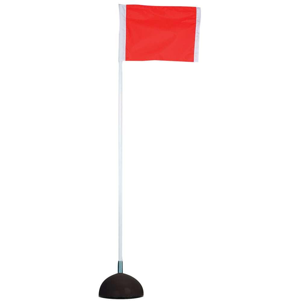 チャンプロ ユニセックス サッカー【Corner Flags With Sand Bases】