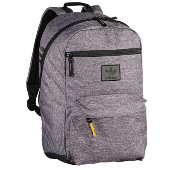 アディダス ユニセックス バッグ バックパック・リュック【National Backpack】Heather Granite