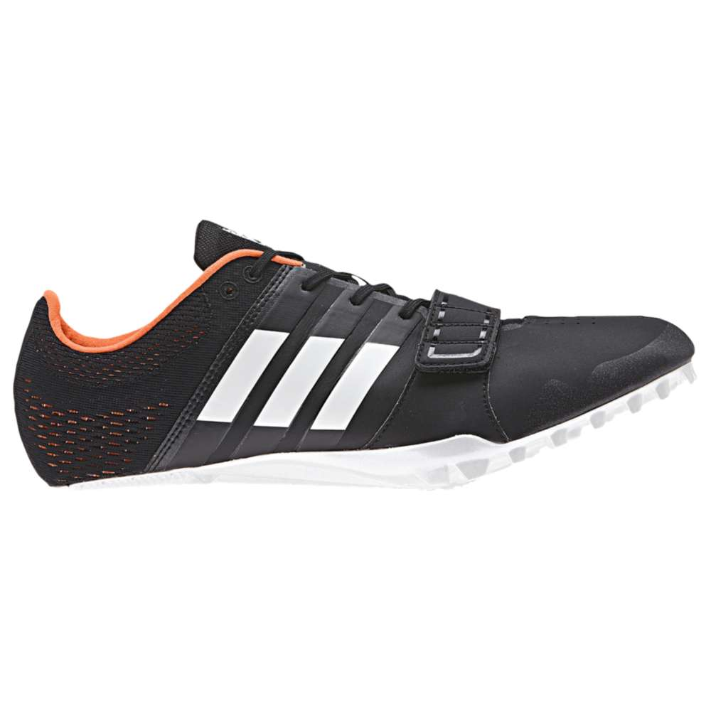 アディダス メンズ 陸上 シューズ・靴【adiZero Prime Accelerator】Core Black/Footwear White/Orange