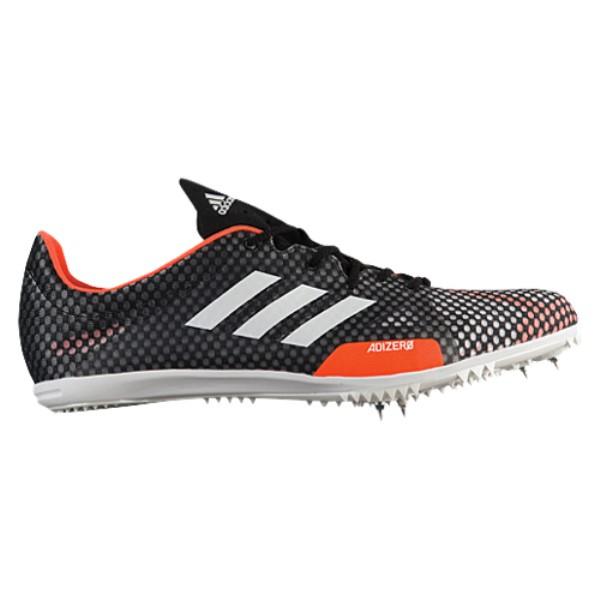 アディダス レディース 陸上 シューズ・靴【adiZero Ambition 4】Core Black/Footwear White/Orange