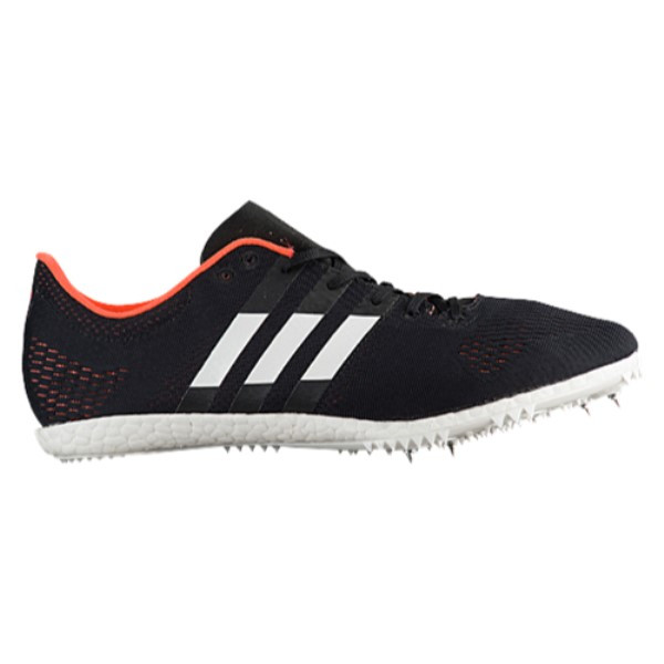 アディダス メンズ 陸上 シューズ・靴【adiZero Avanti】Core Black/Footwear White/Orange