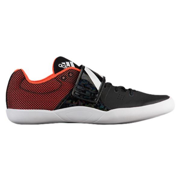 アディダス メンズ 陸上 シューズ・靴【adiZero Discus/Hammer】Core Black/Footwear White/Orange