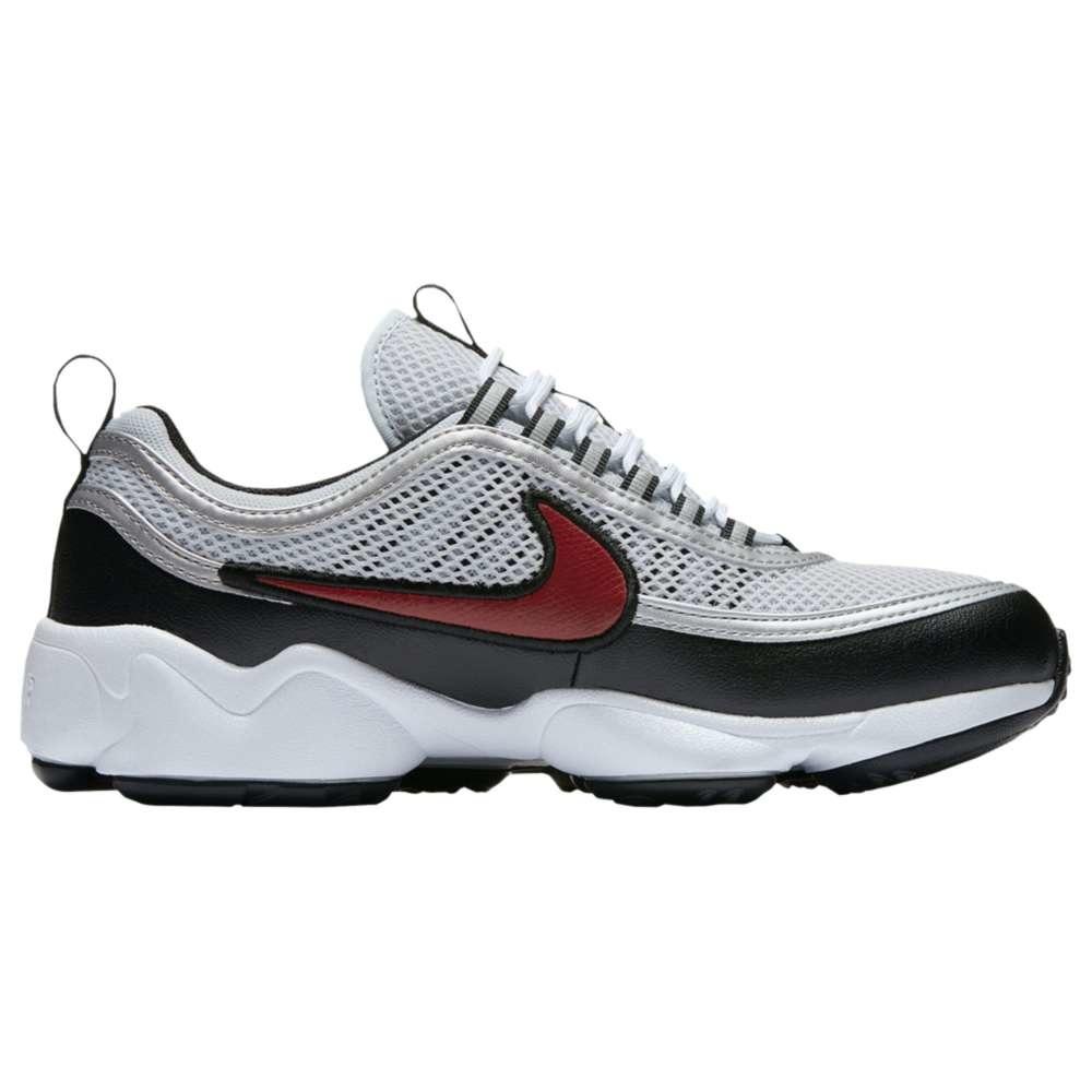 ナイキ レディース ランニング・ウォーキング シューズ・靴【Zoom Spiridon】Pure Platinum/Desert Red/White/Black/Silver