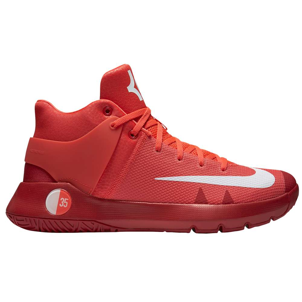 ナイキ メンズ バスケットボール シューズ・靴【KD Trey 5 IV】Bright Crimson/White/University Red