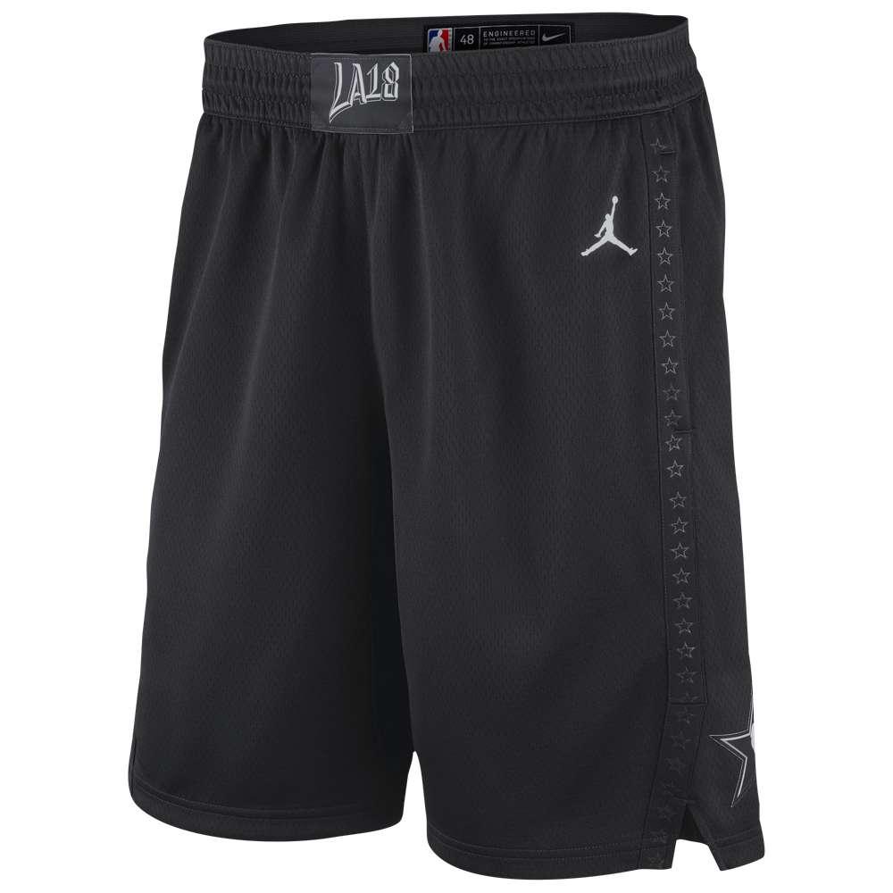 ナイキ ジョーダン メンズ バスケットボール ボトムス・パンツ【NBA Swingman All-Star Shorts】Black