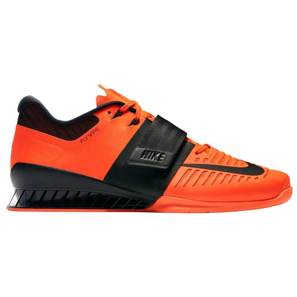 ナイキ メンズ フィットネス・トレーニング シューズ・靴【Romaleos 3】Hyper Crimson/Black/Black