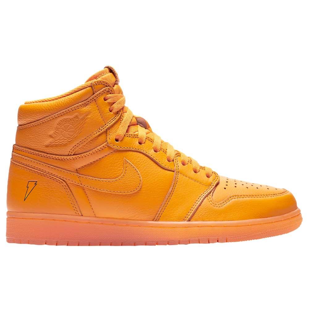 ナイキ ジョーダン メンズ バスケットボール シューズ・靴【Retro 1 High OG】Orange/Orange
