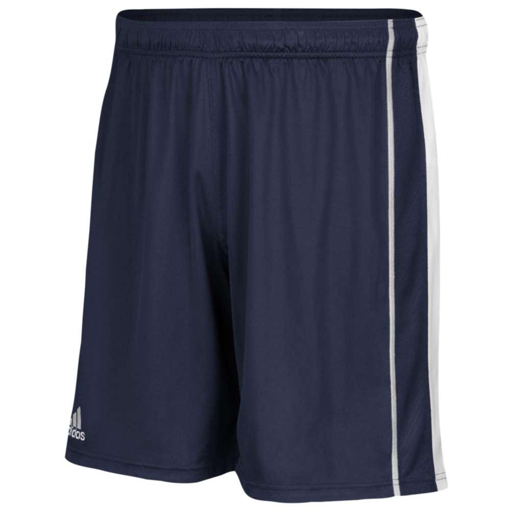アディダス メンズ フィットネス・トレーニング ボトムス・パンツ【Team Utility 3 Pocket Shorts】Collegiate Navy/White
