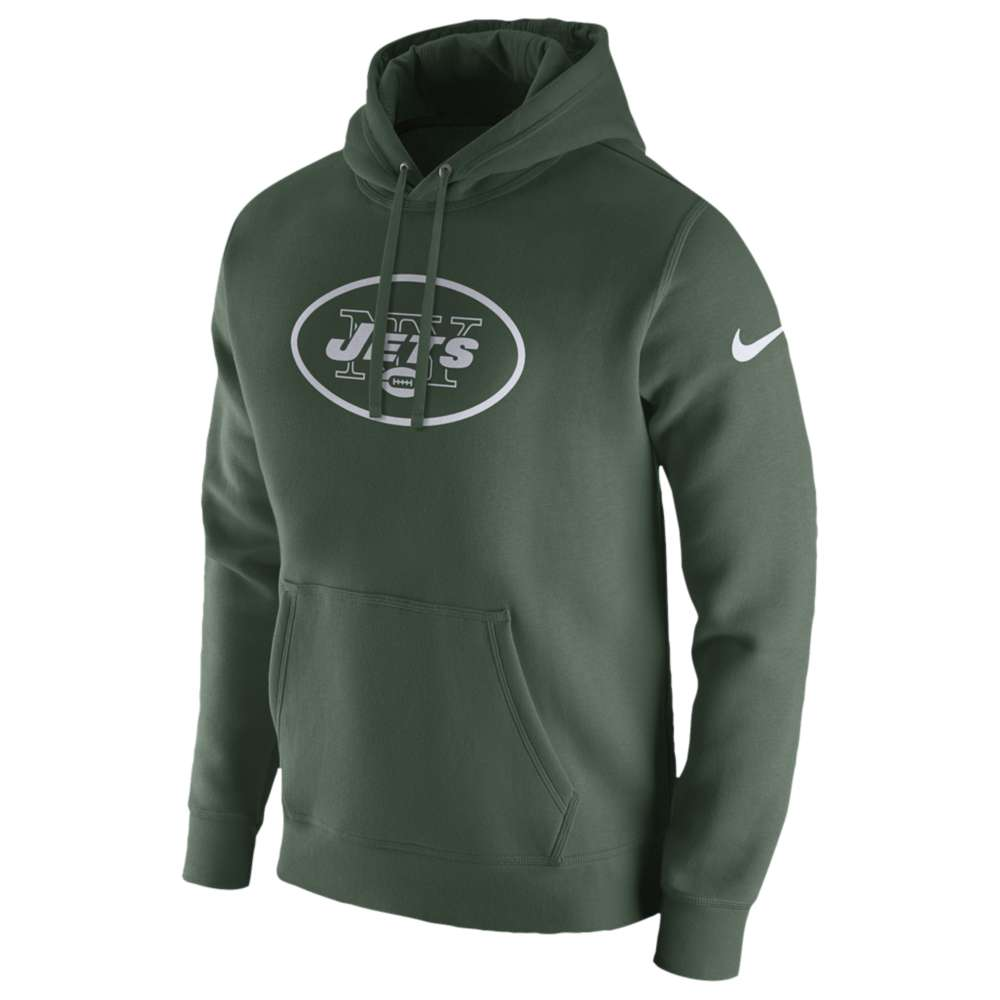 ナイキ メンズ トップス パーカー【NFL Pullover Fleece Club Hoodie】Green