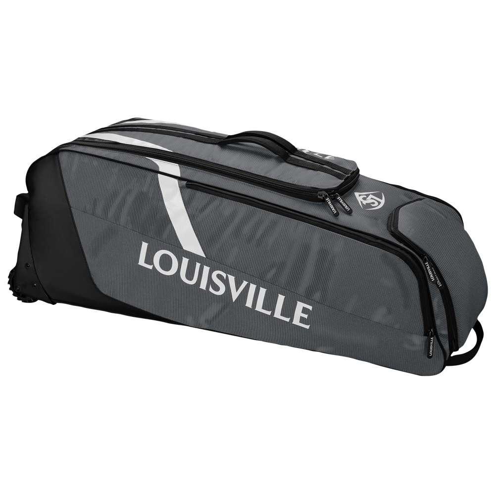 ルイスビルスラッガー ユニセックス 野球【Selecet Rig Wheeled Player Bag】Grey
