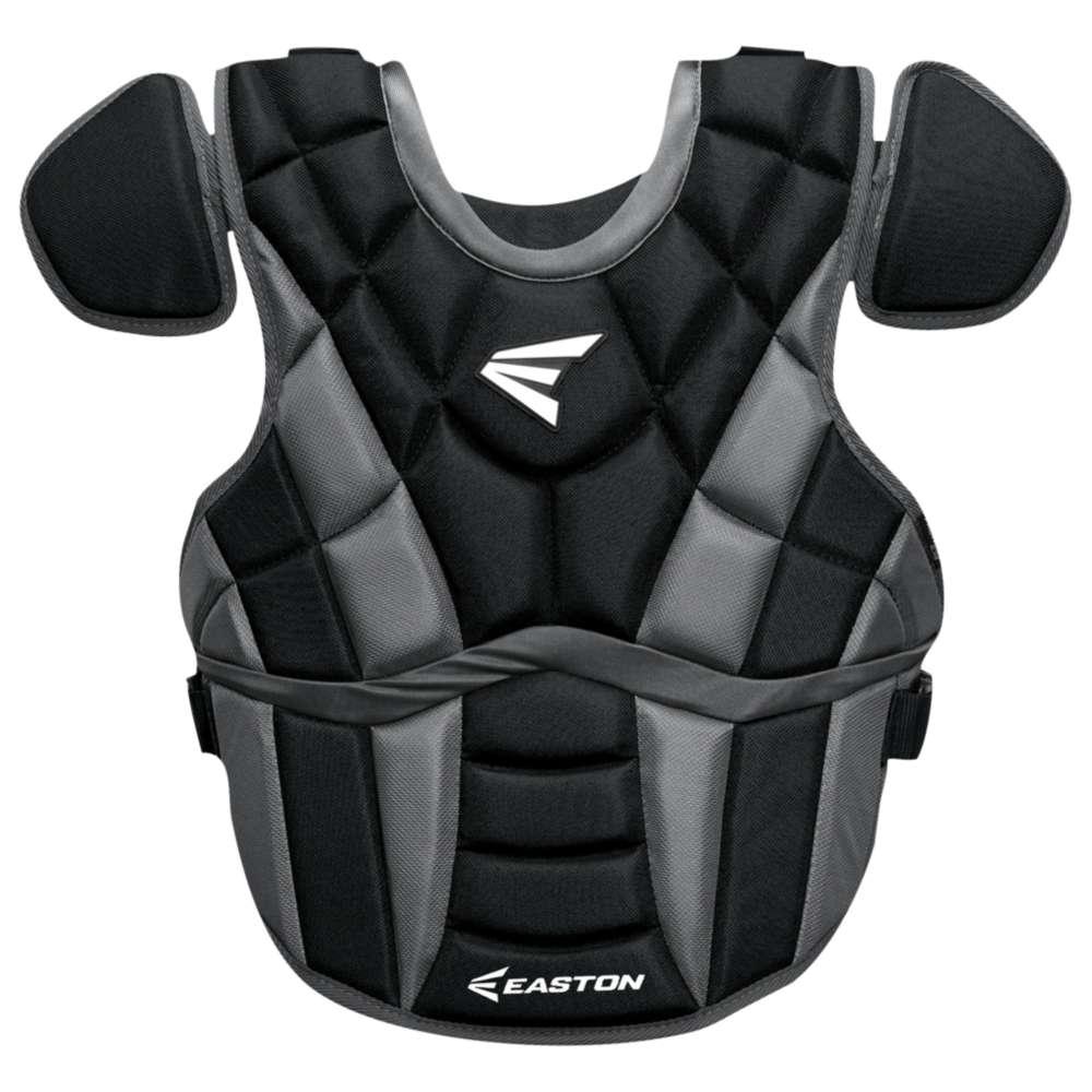 イーストン レディース 野球 プロテクター【Prowess Fastpitch Grip Chest Protector】Black