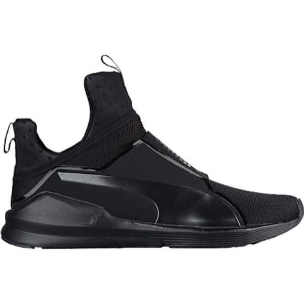 プーマ メンズ フィットネス・トレーニング シューズ・靴【Fierce】Black/Black
