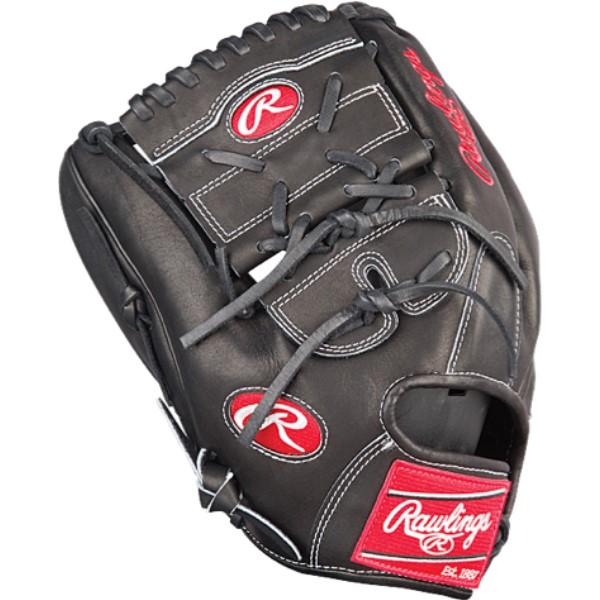 ローリングス ユニセックス 野球 グローブ【Heart of the Hide Fielder's Glove】Black/Red