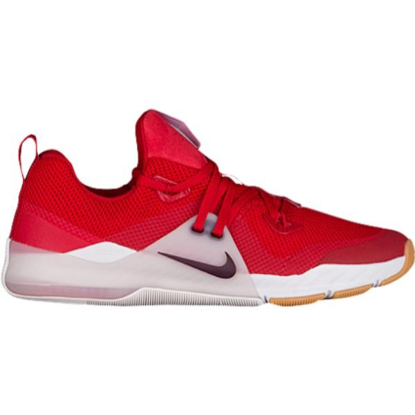 ナイキ メンズ フィットネス・トレーニング シューズ・靴【Zoom Train Command】Gym Red/Deep Burgundy/Vast Grey