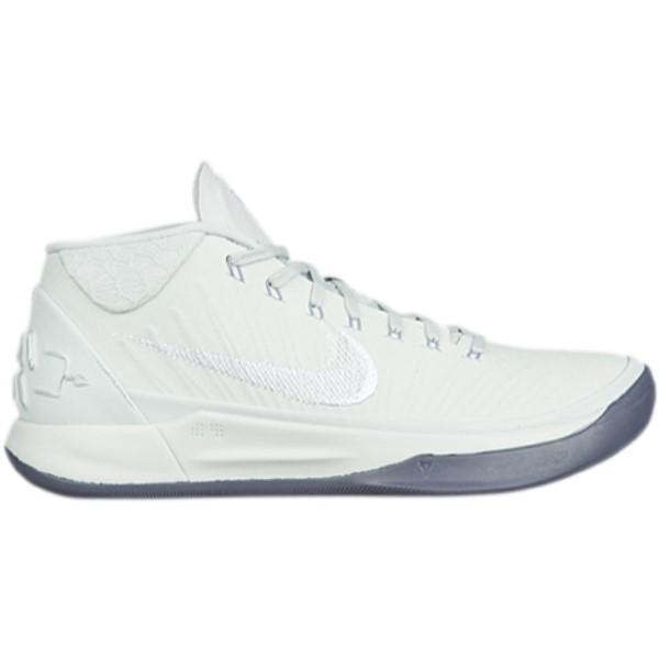 ナイキ メンズ バスケットボール シューズ・靴【Kobe A.D.】Pure Platinum/White/Metallic Silver