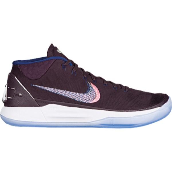 ナイキ メンズ バスケットボール シューズ・靴【Kobe A.D.】Port Wine/Multi