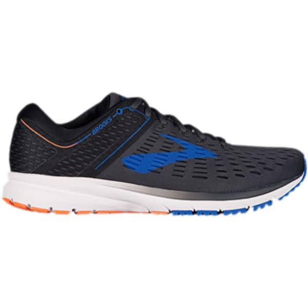 ブルックス メンズ ランニング・ウォーキング シューズ・靴【Ravenna 9】Ebony/Blue/Orange