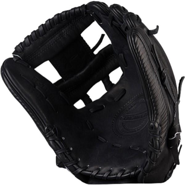 アンダーアーマー ユニセックス 野球 グローブ【Flawless I-Web Fielding Glove】Black/Cream