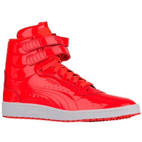 超格安一点 プーマ メンズ バスケットボール シューズ プーマ メンズ・靴【Sky Blast II High】Red Blast, 防犯カメラのアストップケイヨー:772e4cf0 --- konecti.dominiotemporario.com