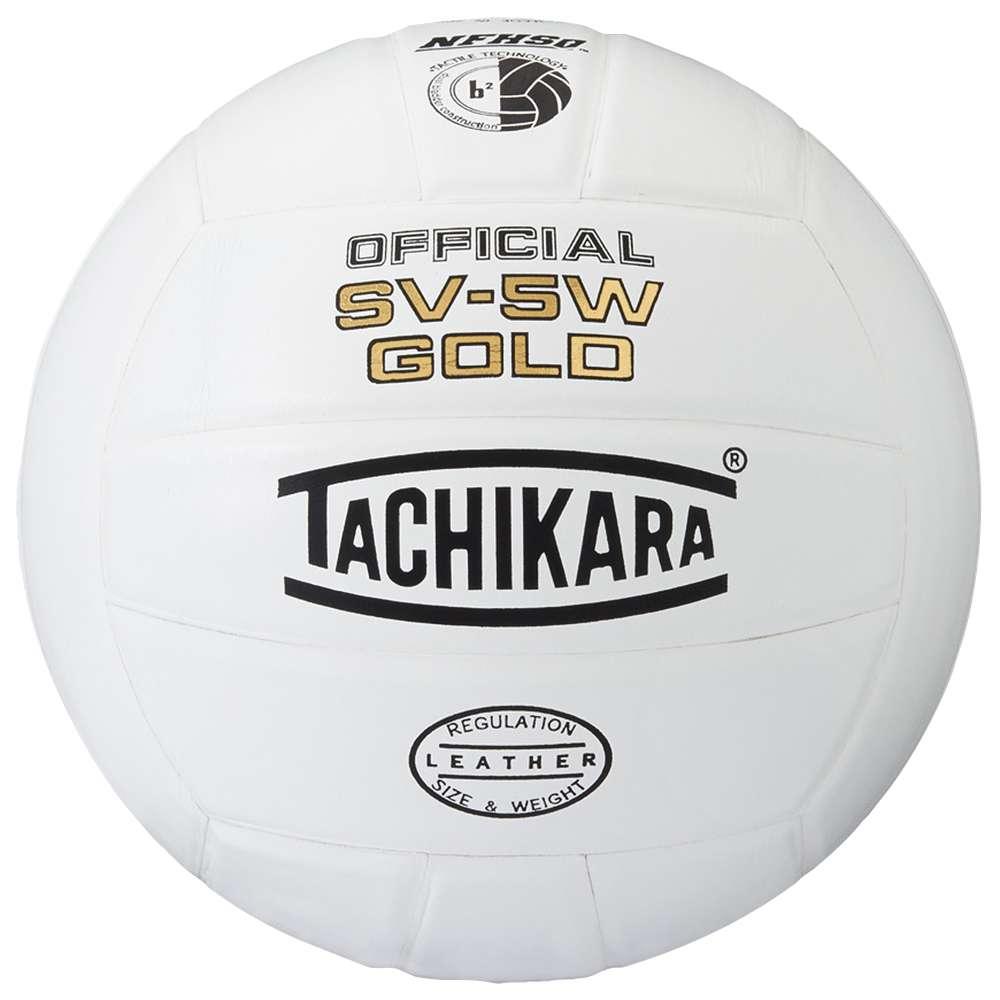タチカラ ユニセックス バレーボール ボール【SV-5W Gold Volleyball】White