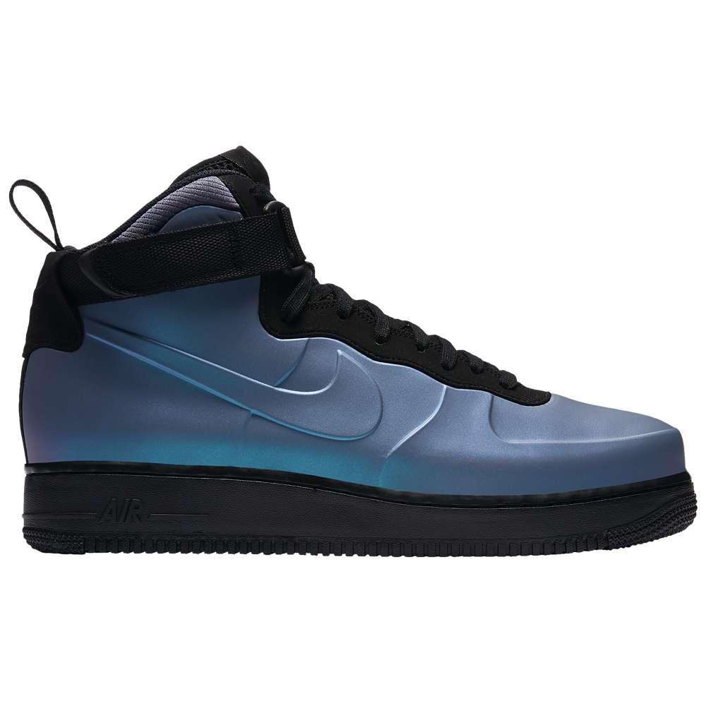 ナイキ メンズ バスケットボール シューズ・靴【Air Force 1 Foamposite】Light Carbon/Light Carbon/Black