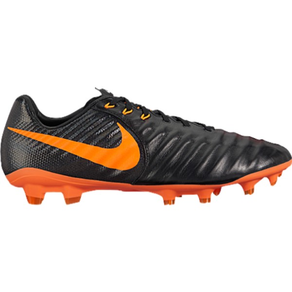 ナイキ メンズ サッカー シューズ・靴【Tiempo Legend 7 Pro FG】Black/Total Orange/White