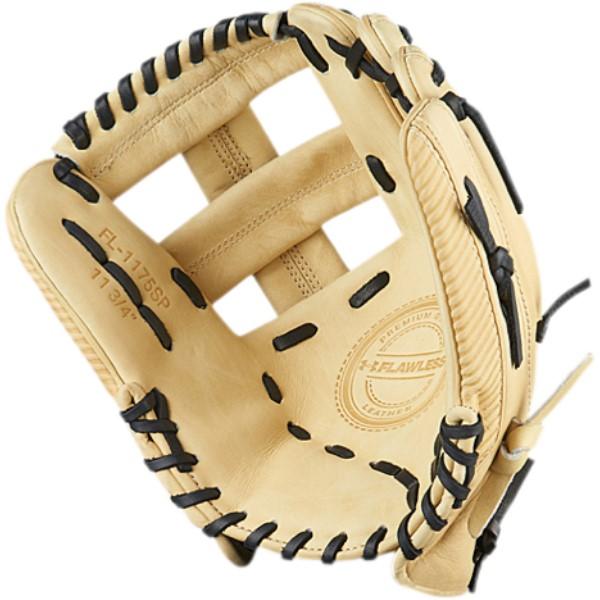 アンダーアーマー ユニセックス 野球 グローブ【Flawless Single Post Web Fielding Glove】Cream/Black