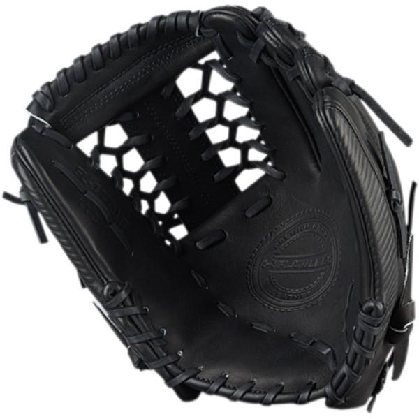 アンダーアーマー ユニセックス 野球 グローブ【Flawless Modified Trap Fielding Glove】Black/Cream
