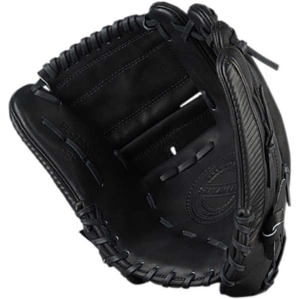 アンダーアーマー ユニセックス 野球 グローブ【Flawless 2-Piece Web Fielding Glove】Black/Cream