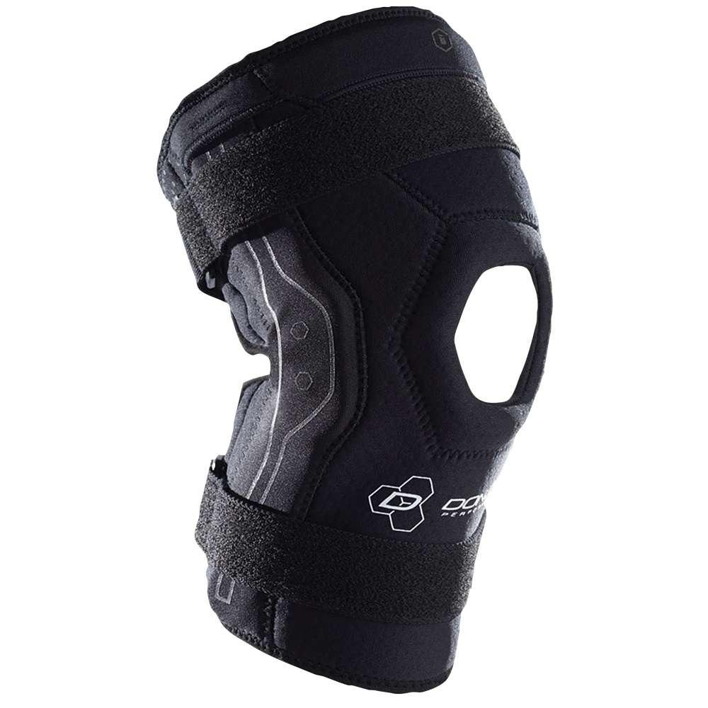 ドンジョイパフォーマンス ユニセックス フィットネス・トレーニング サポーター【Bionic Knee Brace】Black