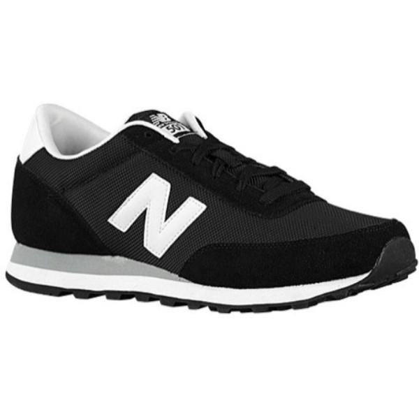 ニューバランス メンズ ランニング・ウォーキング シューズ・靴【501】Black
