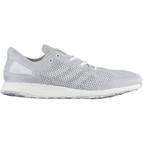 アディダス メンズ ランニング・ウォーキング シューズ・靴【PureBoost DPR】White/Light Solid Grey