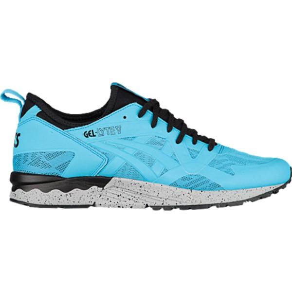アシックス メンズ ランニング・ウォーキング シューズ・靴【GEL-Lyte V】Aquarium/Aquarium