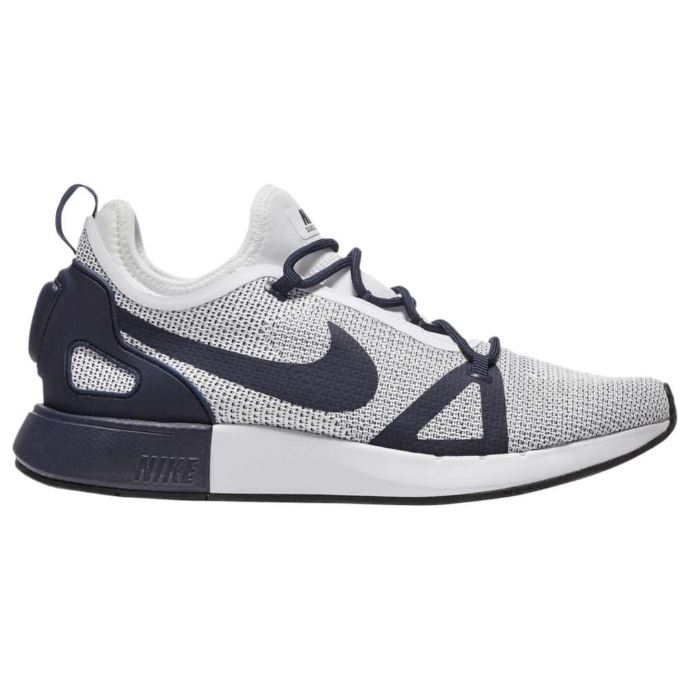 ナイキ メンズ ランニング・ウォーキング シューズ・靴【Duel Racer】White/Black/Pure Platinum