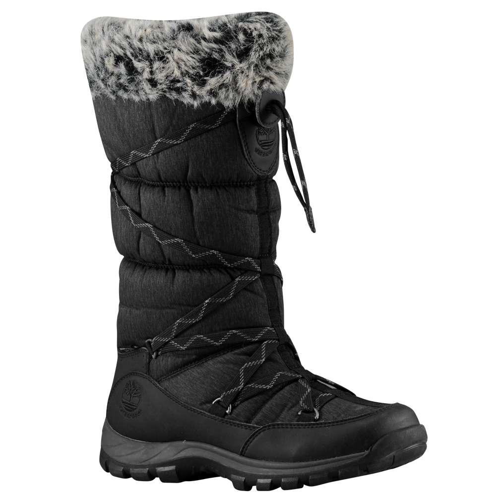 ティンバーランド レディース ハイキング・登山 シューズ・靴【Chillberg Over the Chill Boots】Black