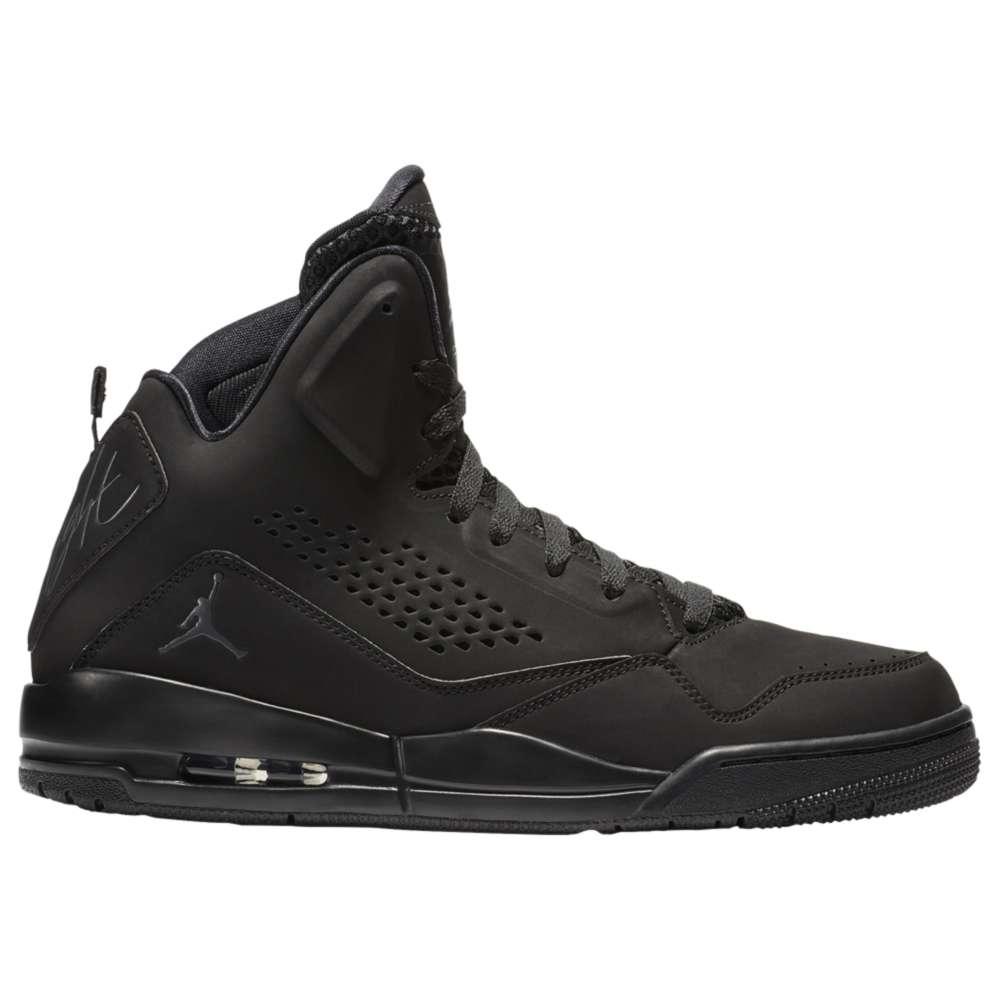 ナイキ ジョーダン メンズ バスケットボール シューズ・靴【SC-3】Black/Anthracite