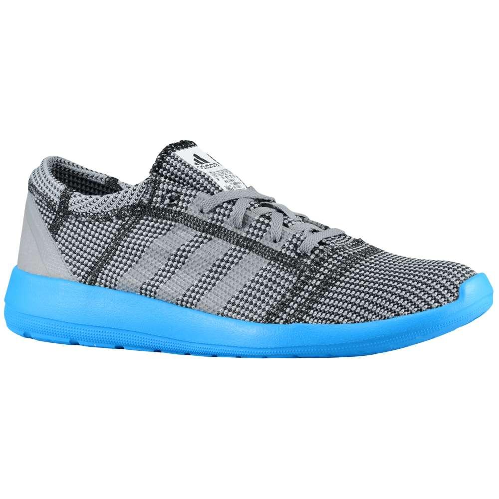 アディダス メンズ ランニング・ウォーキング シューズ・靴【Element Refine】Tech Grey/Black/Solar Blue