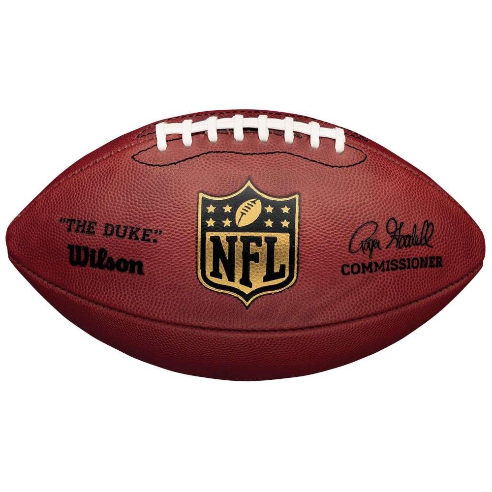 ウィルソン メンズ アメリカンフットボール ボール【Official NFL Football】