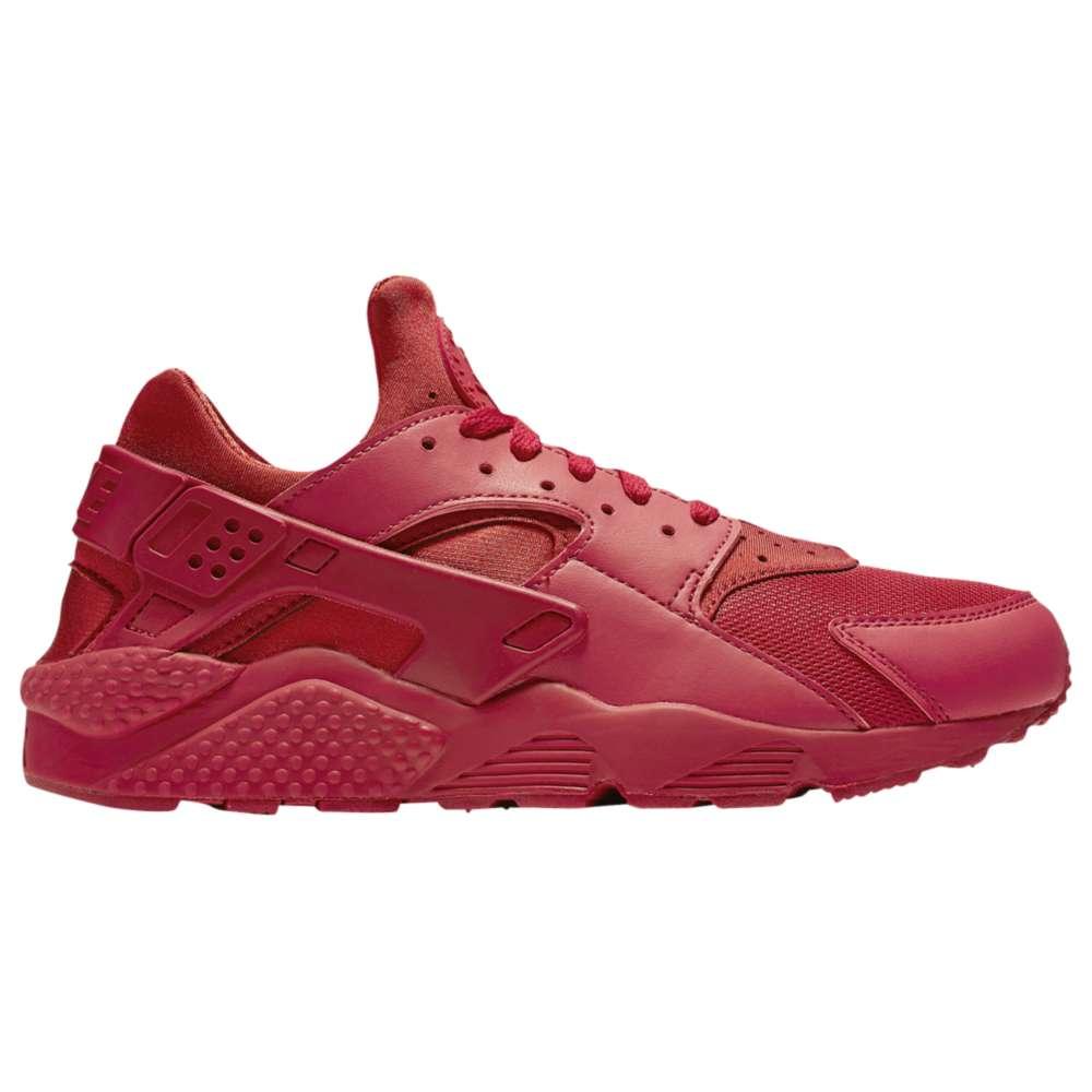ナイキ メンズ ランニング・ウォーキング シューズ・靴【Air Huarache】Varsity Red/Varsity Red/Varsity Red