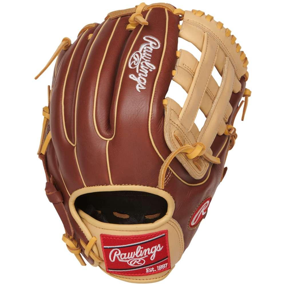 ローリングス ユニセックス 野球 グローブ【Gamer EBG315-6DBC-3/0 Fielder's Glove】Brown/Camel