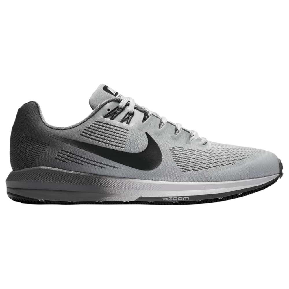 ナイキ メンズ ランニング・ウォーキング シューズ・靴【Air Zoom Structure 21】Pure Platinum/Anthracite/Cool Grey/Wolf Grey/Black