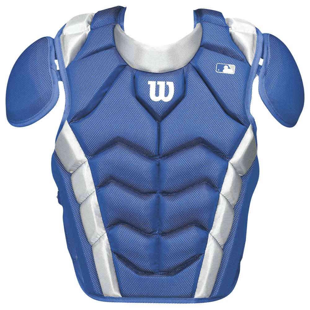 ウィルソン ユニセックス 野球 プロテクター【Pro Stock Chest Protector】Royal