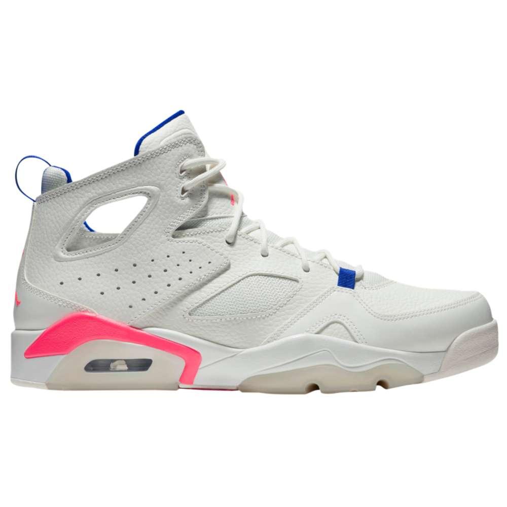 ナイキ ジョーダン メンズ バスケットボール シューズ・靴【Flight Club '91】Sail/Racer Pink/Racer Blue