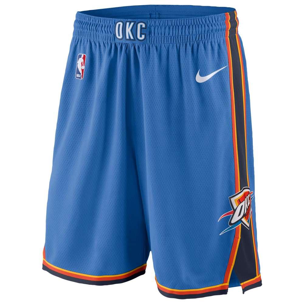 ナイキ メンズ バスケットボール ボトムス・パンツ【NBA Swingman Shorts】Blue
