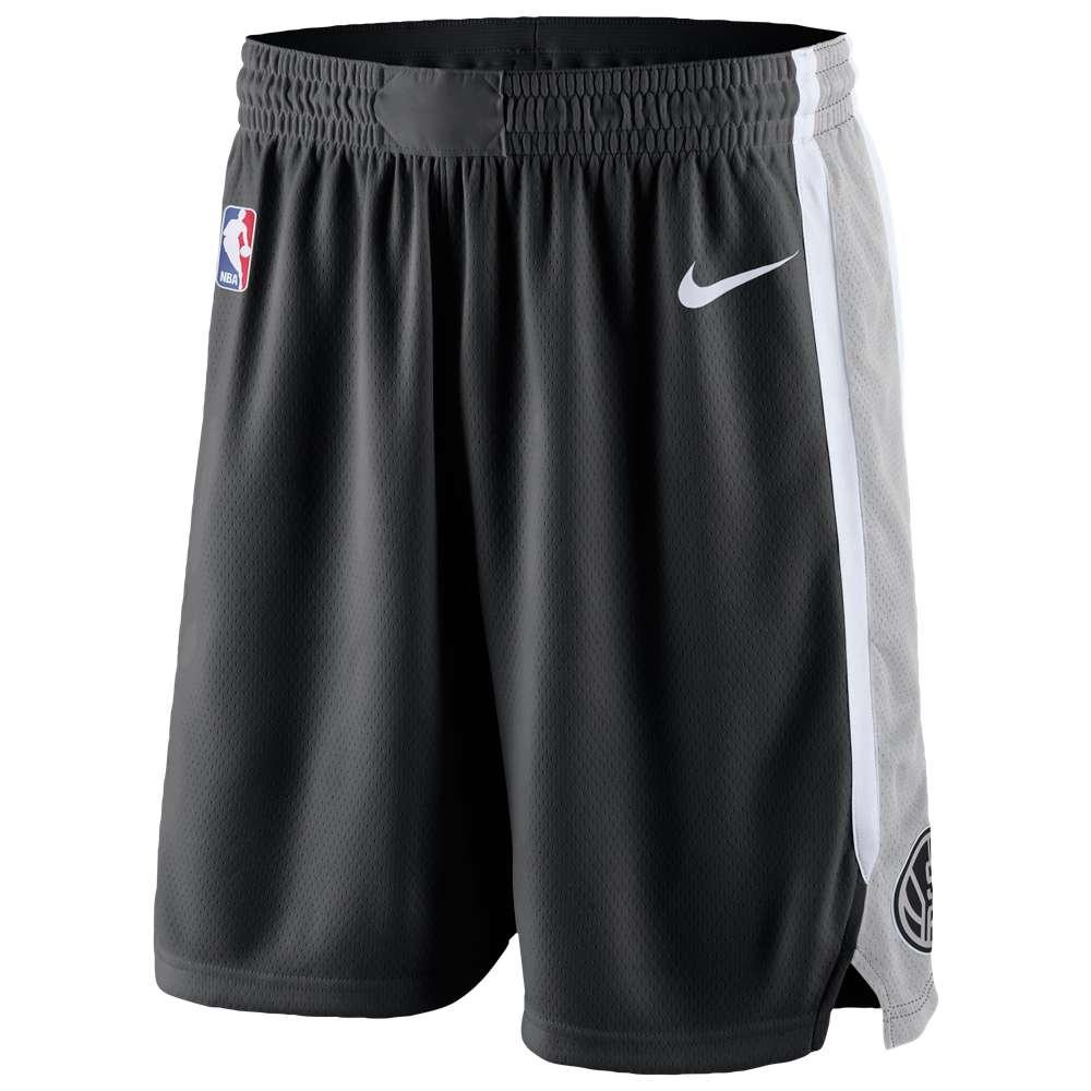 ナイキ メンズ バスケットボール ボトムス・パンツ【NBA Swingman Shorts】Black