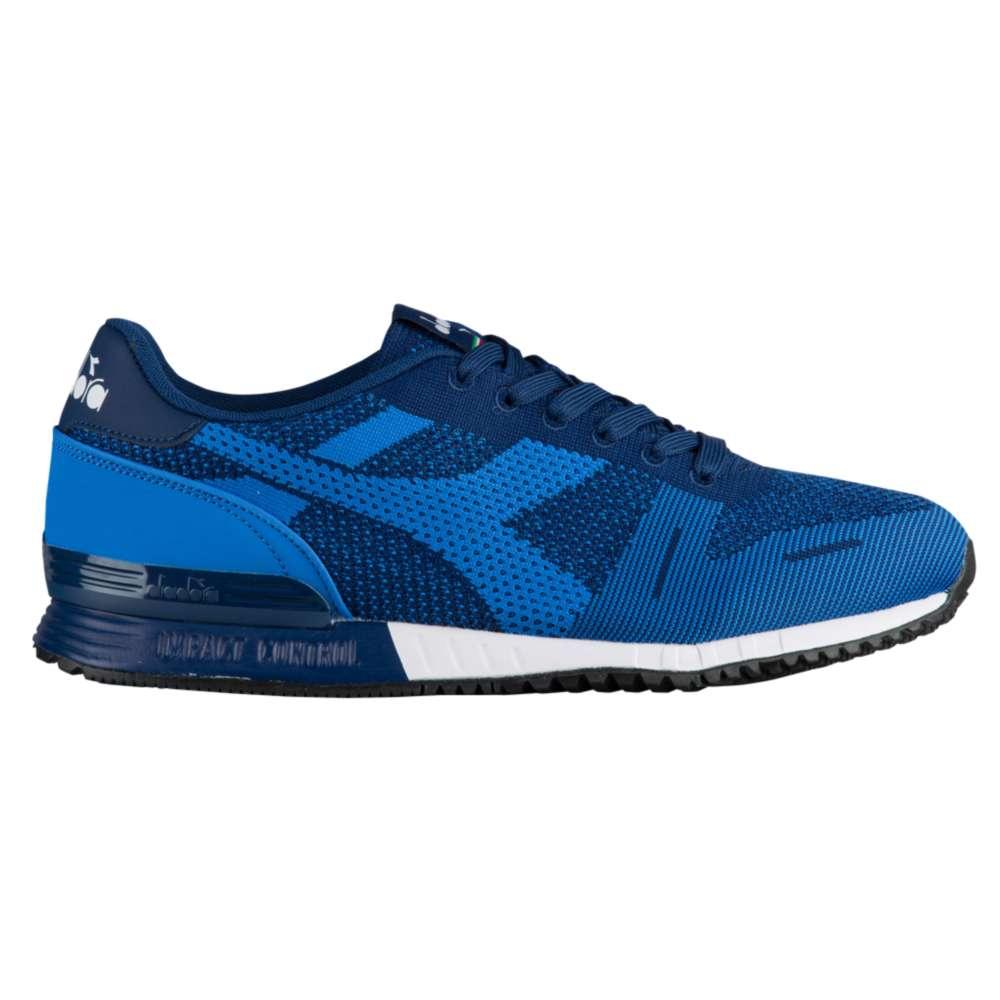 ディアドラ メンズ ランニング・ウォーキング シューズ・靴【Titan Weave】Estate Blue