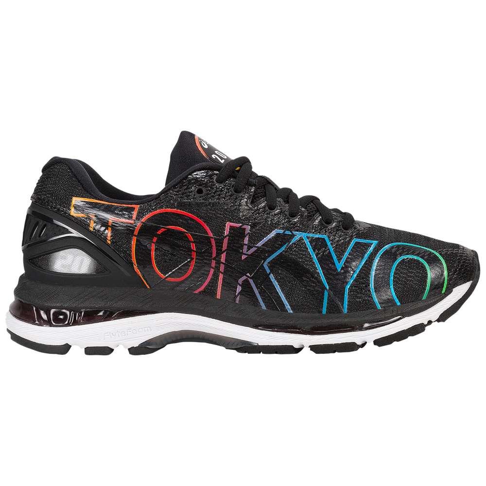 アシックス レディース ランニング・ウォーキング シューズ・靴【GEL-Nimbus 20】Black/Tokyo