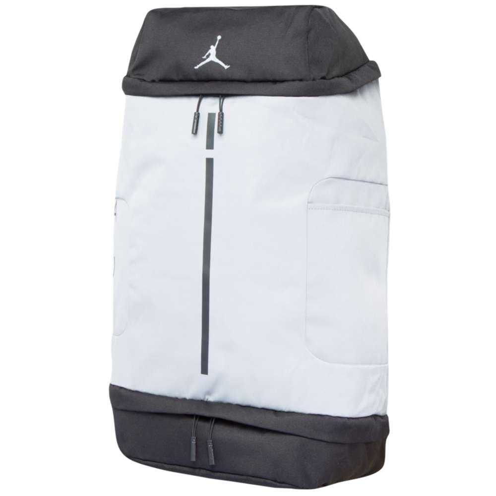 ナイキ ジョーダン ユニセックス バッグ バックパック・リュック【Velocity Backpack】Wolf Grey/Black
